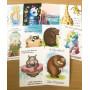 "MINI-postcards ""Miracle"" (20 postcards, 7.5*10.5 сm)"