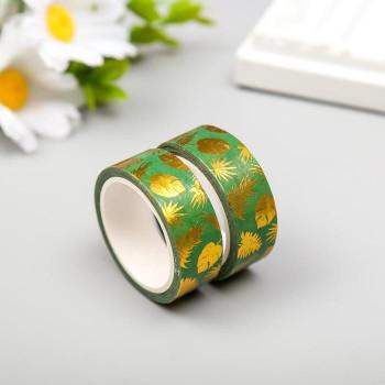 "Paper tape ""Palm leaf"" (width 1.5 сm)"