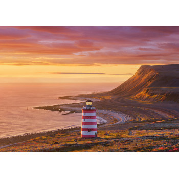 North Kildin lighthouse, Barents Sea