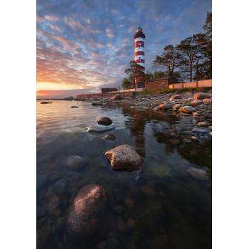 Shepelevsky lighthouse, Gulf of Finland