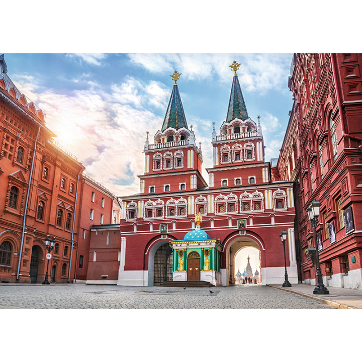 Resurrection Gate, Moscow