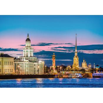 City of midnight sun St.Petersburg