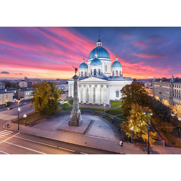Trinity Cathedral, Saint Petersburg