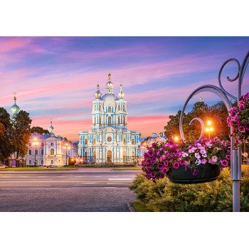 Smolny Cathedral, St.Petersburg