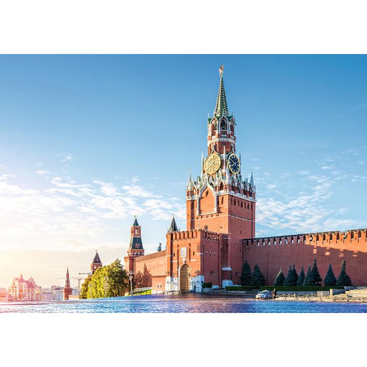 Spasskaya Tower, Kremlin