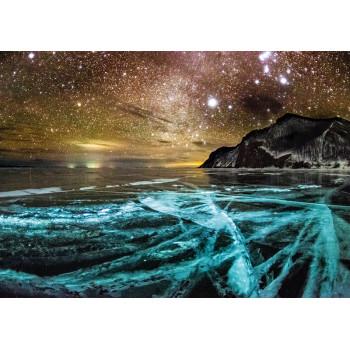 Night Baikal