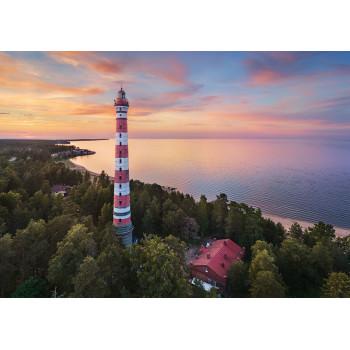Osinovetsky lighthouse, Lake Ladoga