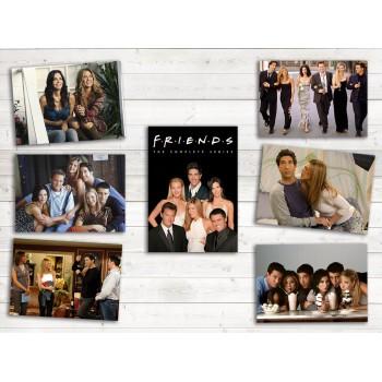 Friends (7 postcards, 14.5*10 cm)