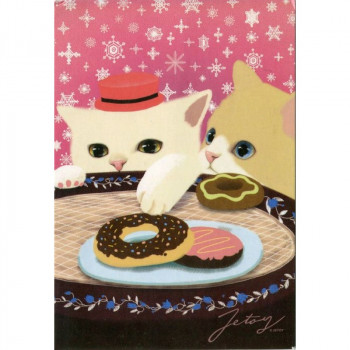 Jetoy. Donuts