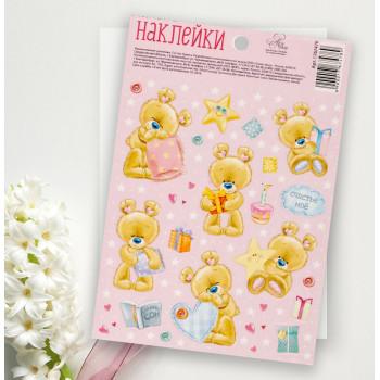 "Stickers ""Bears"" (11 × 16 cm)"