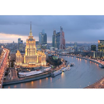 Moscow XXI century