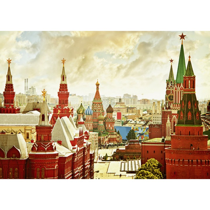 Moscow. Red Square.