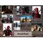 Dead Pool (8 postcards, 14.5*10 cm)