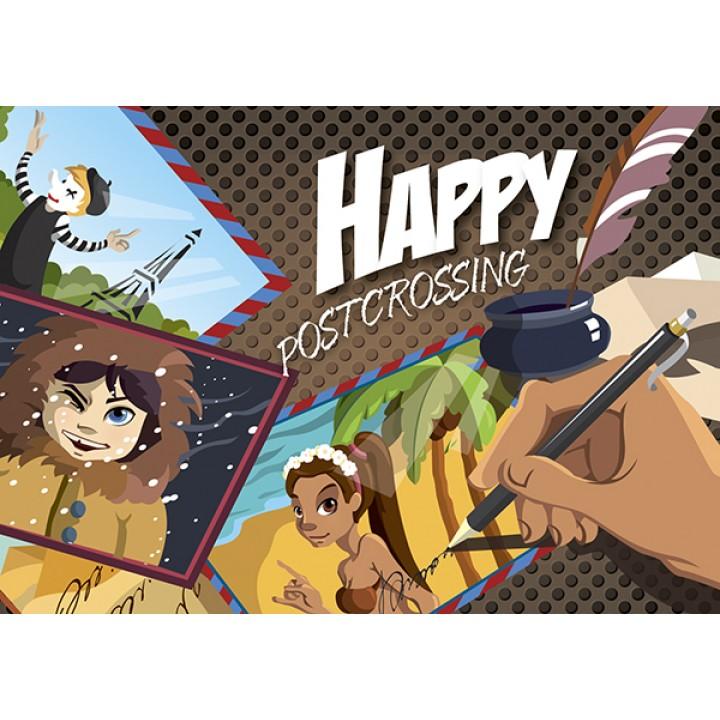 Happy Postcrosing 2