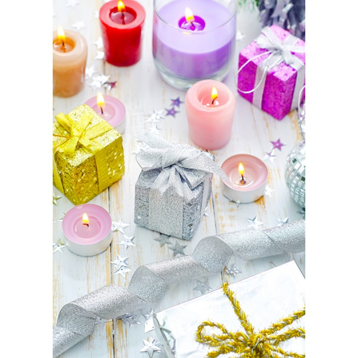 Candles and gifts