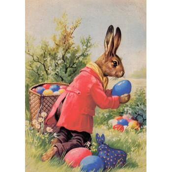 Old Easter postcard