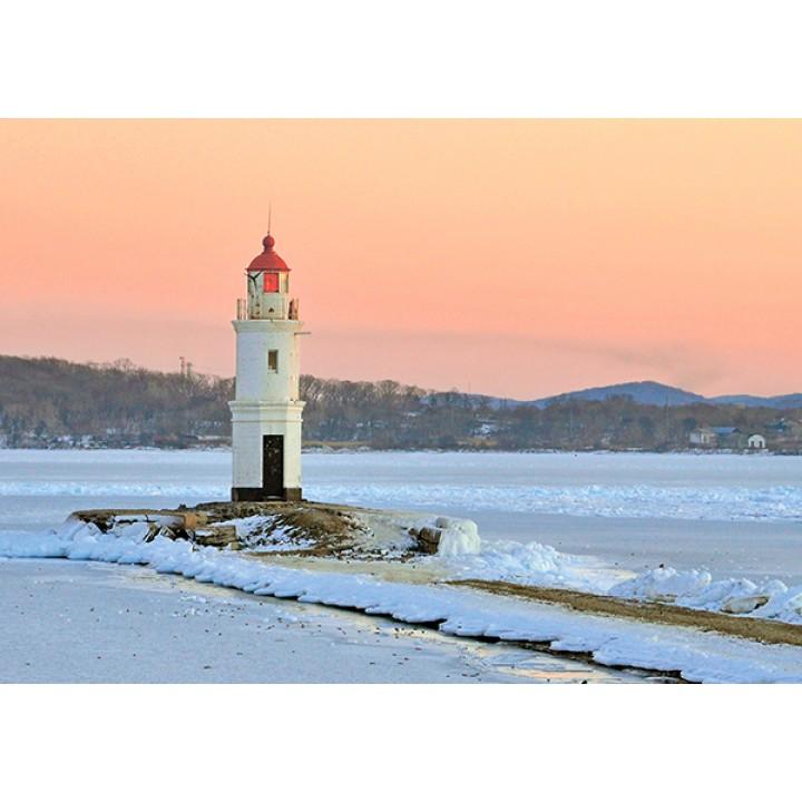Vladivostok. Egersheld Lighthouse (1876)