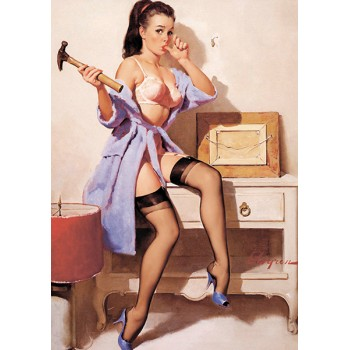 Pin Up. Hammer