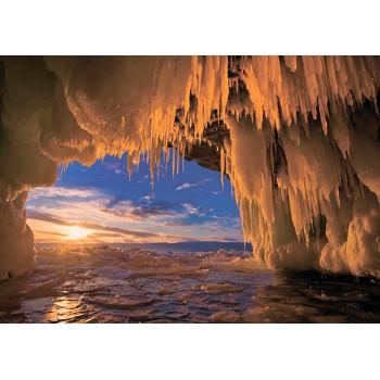 Lake Baikal. Russia, UNESCO