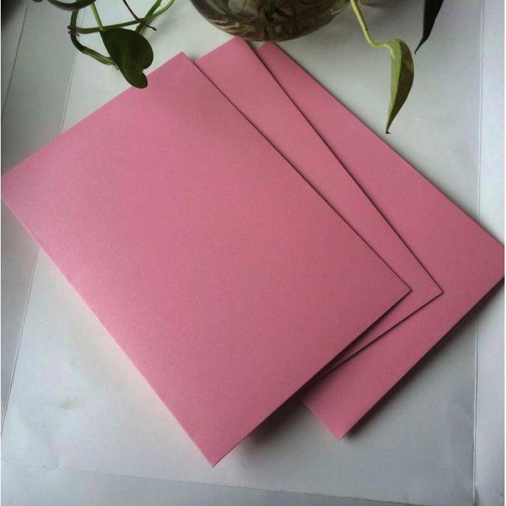 Pink envelopes А6 (114*162 mm). 4 pieces