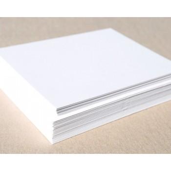 White envelopes (114*162 mm). 5 pieces