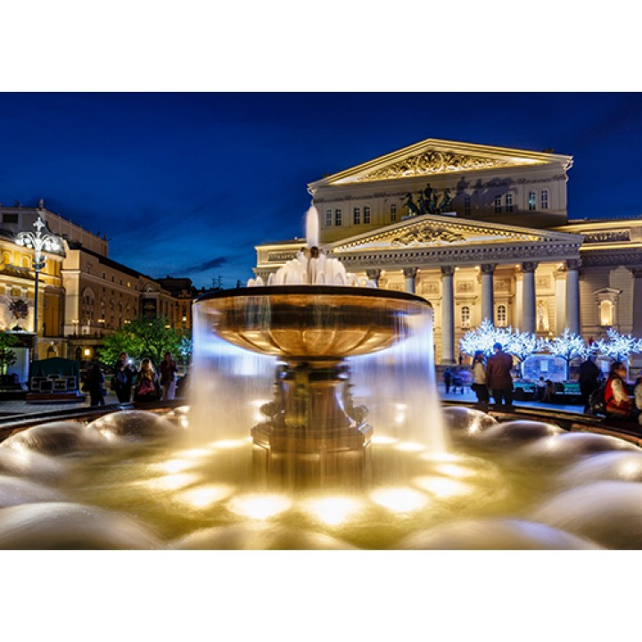 Moscow. Bolshoi Theatre