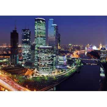 Moscow-city
