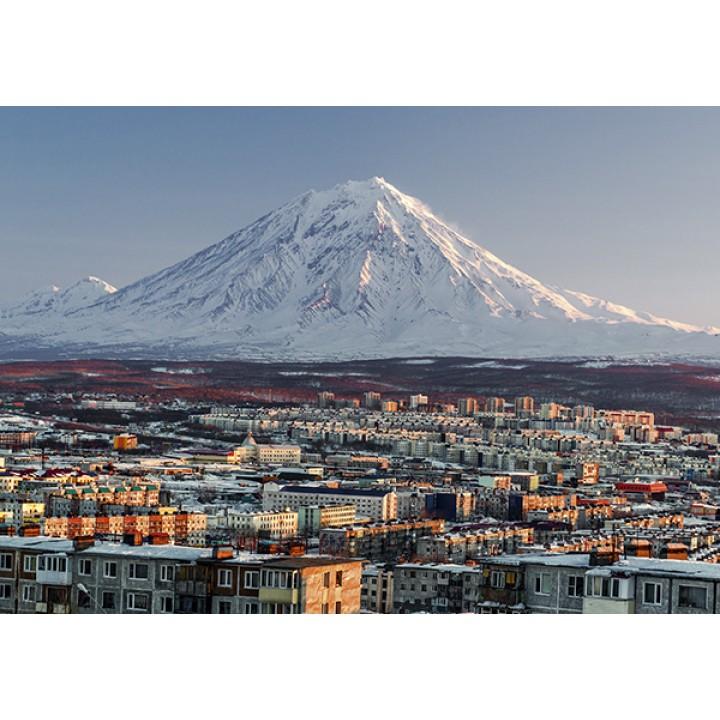 Koryakskaya Sopka (Petropavlovsk-Kamchatsky, Russia)