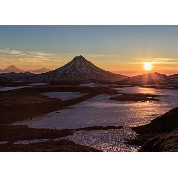 Viluchinsky Volcano. UNESCO