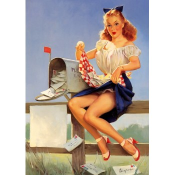 Pin Up. Mail