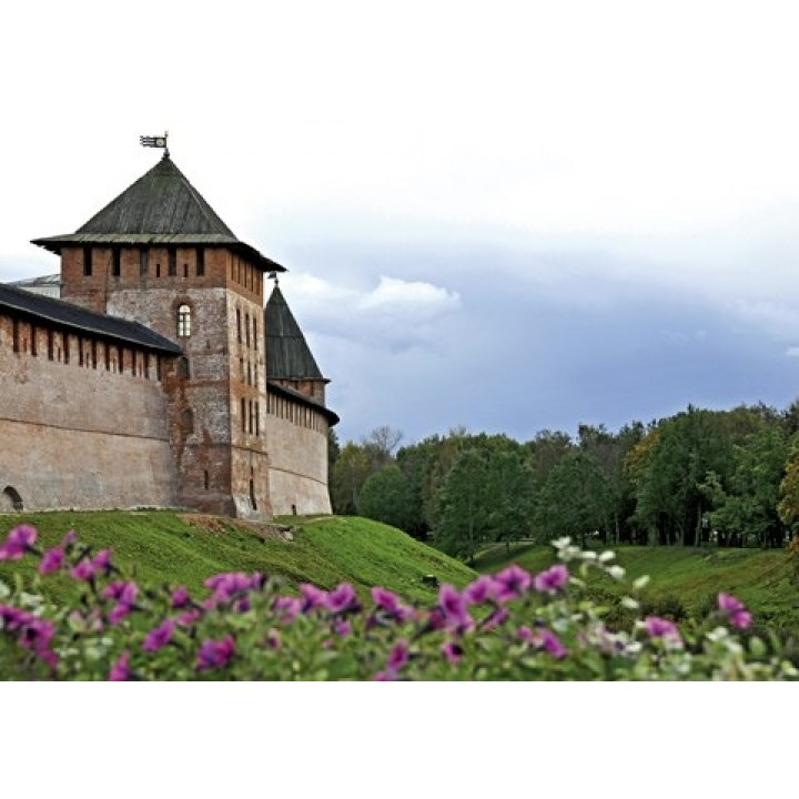 Novgorod Kremlin (UNESCO)