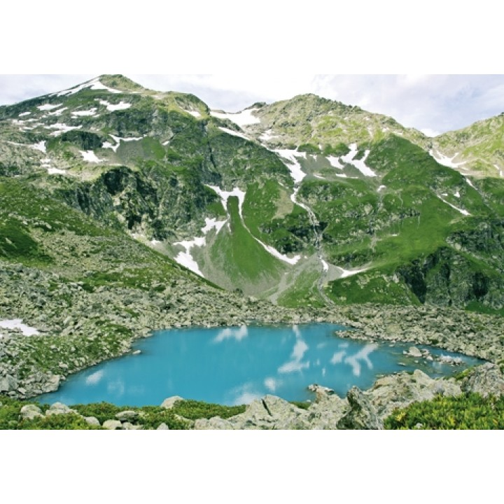 Caucasus Nature Reserve. UNESCO