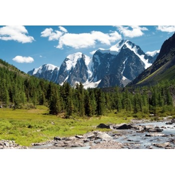 UNESCO. Golden Mountains of Altai